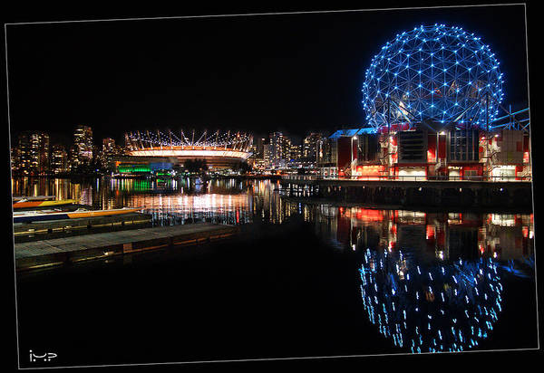 Vancouver Art Print featuring the photograph Vancouver's Magic by Ida Maria Pan