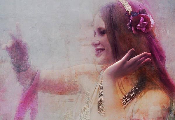 Dancer Art Print featuring the photograph Dancer by Jeff Burgess