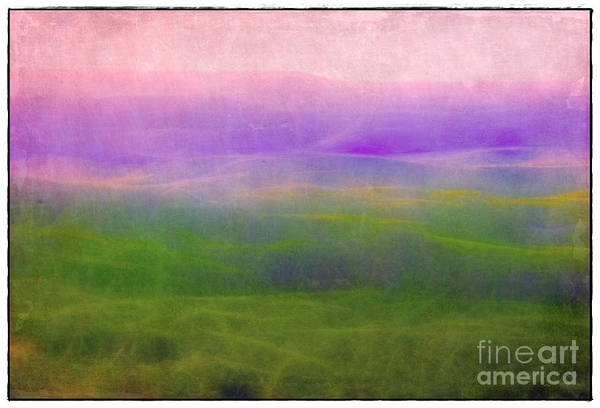 Arkansas Art Print featuring the photograph The Distant Hills by Judi Bagwell