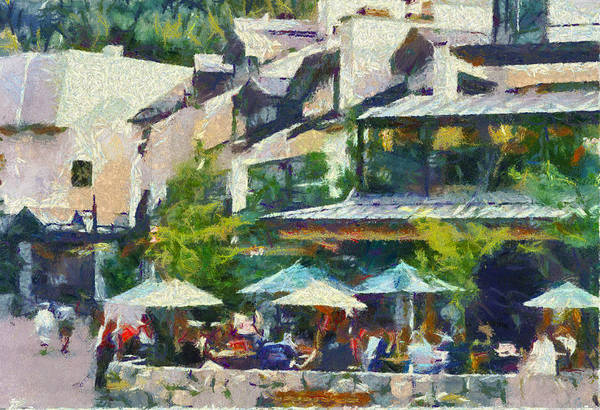 Whistler Art Print featuring the photograph Whistler Two by Dale Stillman