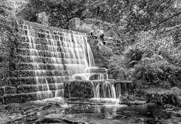Landscapes Art Print featuring the photograph Upper Lumsdale by Nick Bywater