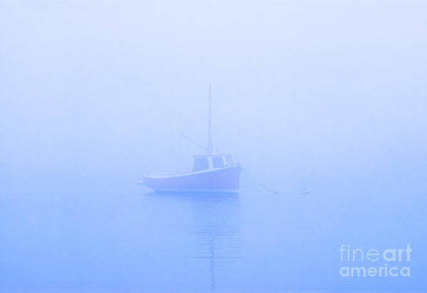 Boat Art Print featuring the photograph Gog Boat by John Greim
