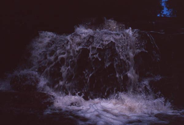 Bahia Art Print featuring the photograph In A Bahian Waterfall by Patrick Klauss