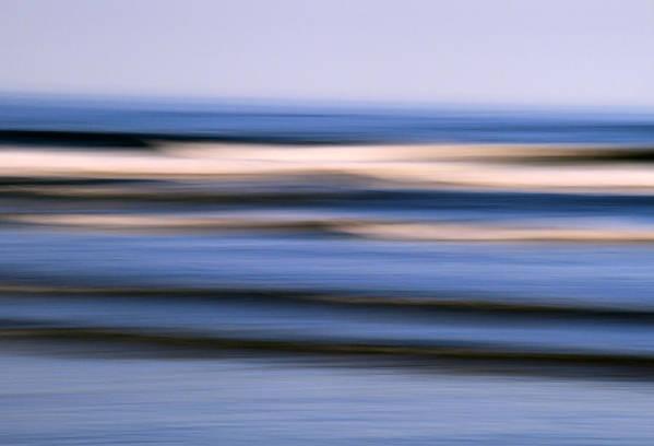 Ocean Art Print featuring the photograph Ocean Dream by Doug Hockman Photography