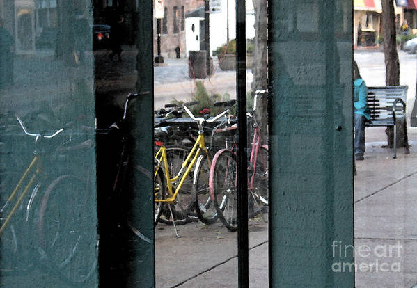 Reflection Art Print featuring the photograph Reflection X2 by Gary Everson