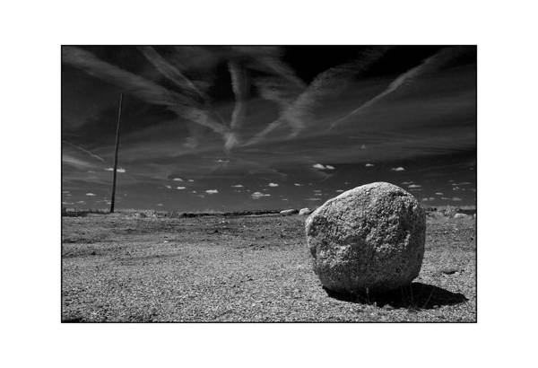 Landscape Art Print featuring the photograph Rock by Filipe N Marques