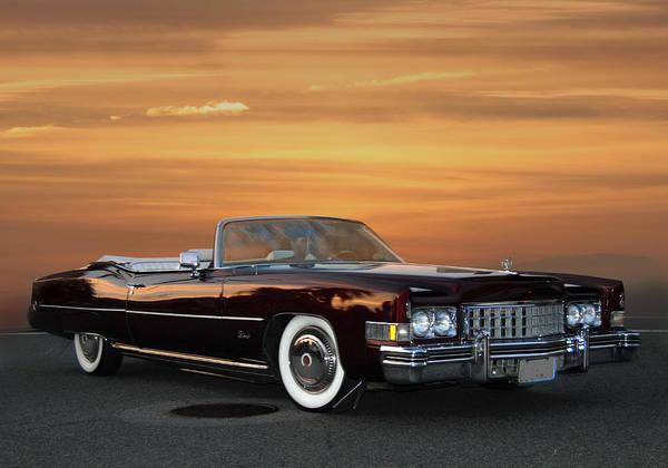 Cadillac Art Print featuring the photograph Eldorado by Bill Dutting
