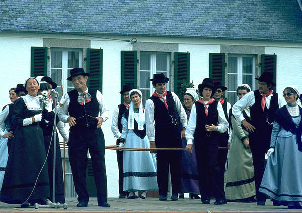 Tradition Art Print featuring the photograph Folk Music by Flavia Westerwelle