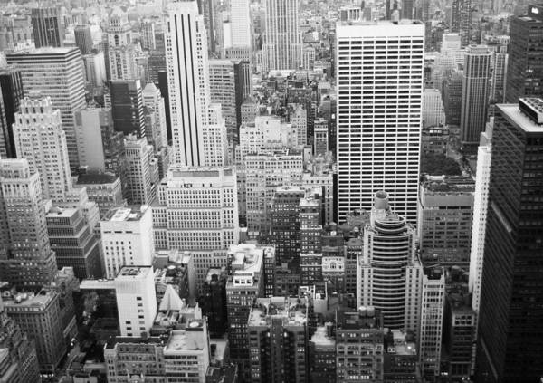 New York Art Print featuring the photograph New York by Victoria Savostianova