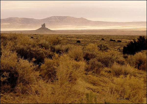 Wyoming Art Print featuring the photograph Boar's Tooth Wyoming by Darlene Grubbs