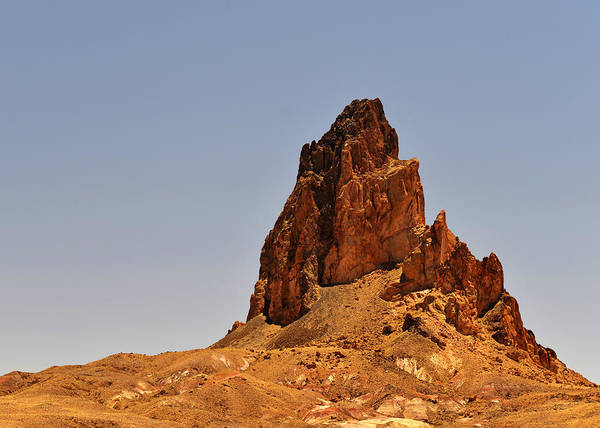 Church Art Print featuring the photograph Church Rock Arizona - Stairway To Heaven by Christine Till
