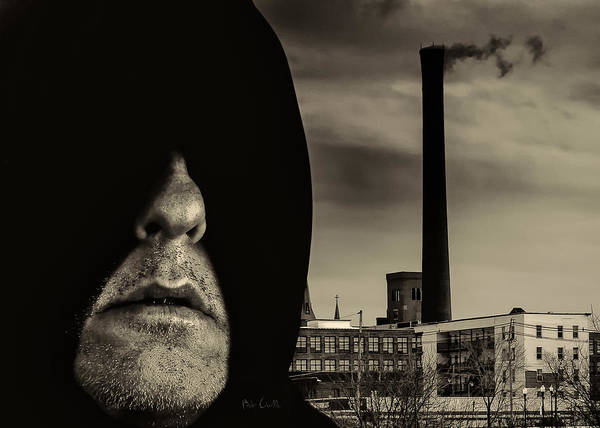 Portrait Art Print featuring the photograph Working Class Man by Bob Orsillo