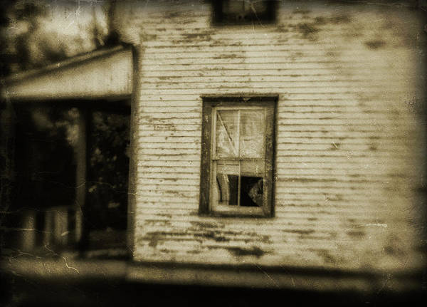 Rural Art Print featuring the photograph In The Window by Peter Labrosse