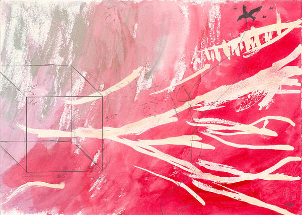 Sila Art Print featuring the mixed media Sila by Chris Ortega