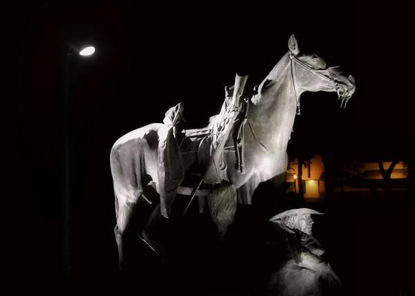 Prescott Art Print featuring the photograph Cowboy At Rest by Christine Till