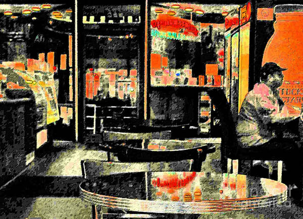 Orange Art Print featuring the photograph Orange by Gary Everson