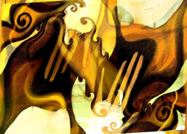Mandycka Art Print featuring the mixed media Reflection Of Humanity by MandyCka Johnson