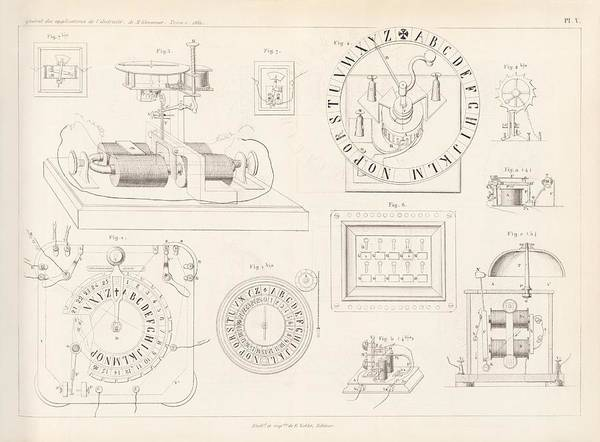 Equipment Art Print featuring the photograph Clock Mechanism, 19th Century by Science Photo Library