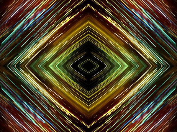 Art Print featuring the photograph Light Design Six by Deborah Schroeder