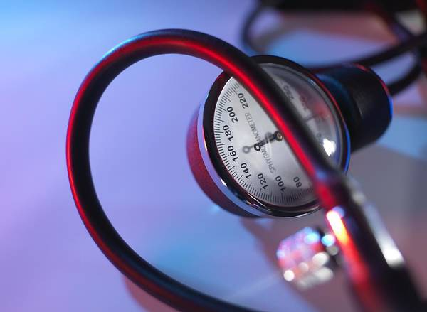 Day Art Print featuring the photograph Blood Pressure Gauge by Tek Image
