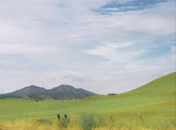 Landscape Art Print featuring the photograph Mt. Diablo Mcr 1 by Karen W Meyer