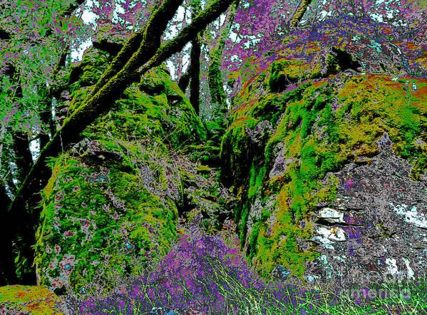 Green Art Print featuring the photograph Temple Of Joy by JoAnn SkyWatcher