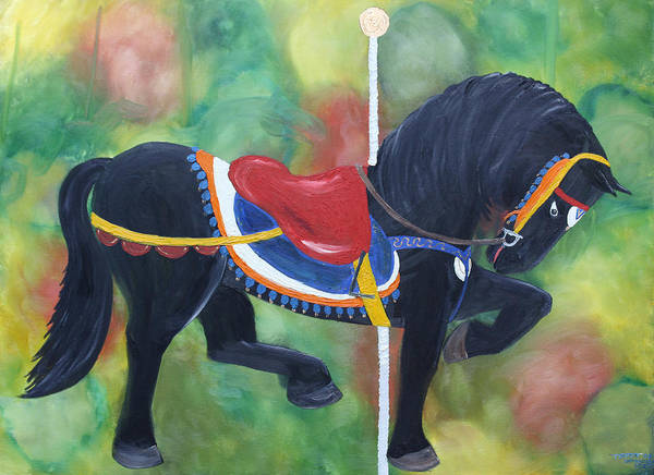 Unforgettable Art Print featuring the painting Unforgettable Spirit by Tammy Dunn