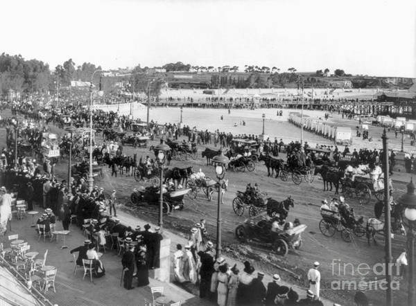 1914 Art Print featuring the photograph Montevideo, 1914 by Photograph