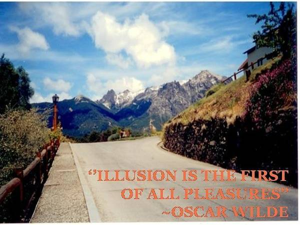 Art Print featuring the photograph Oscar Wilde by Ale Nelson