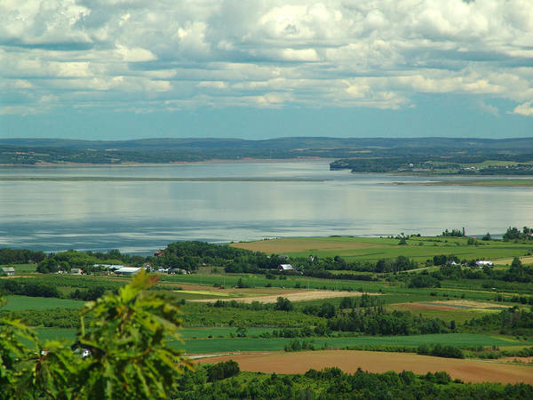 George Art Print featuring the photograph Annapolis Valley No.1 by George Cousins