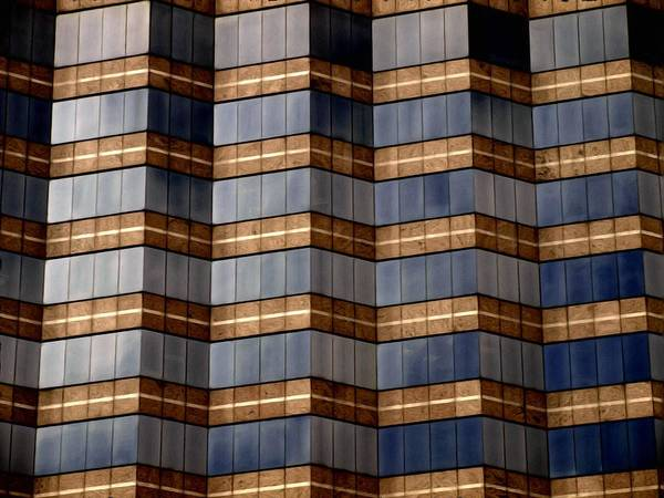 Abstract Art Print featuring the photograph Architecture 2 by Tom Druin