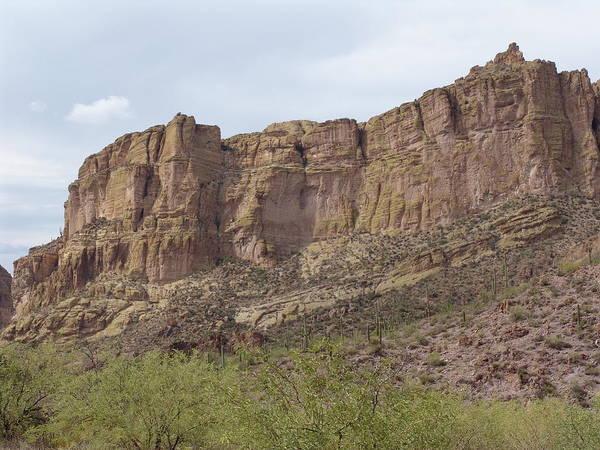 Rocks Art Print featuring the photograph Arizona Rock Beauty by Jeri lyn Chevalier