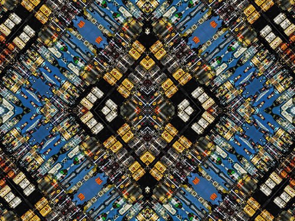 Bar Art Print featuring the photograph Bartenders Vision by Kristie Bonnewell