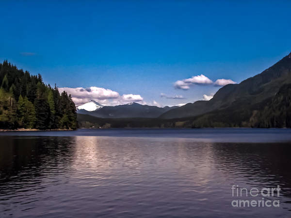 Seacapes Print featuring the photograph Beautiful Bc by Robert Bales