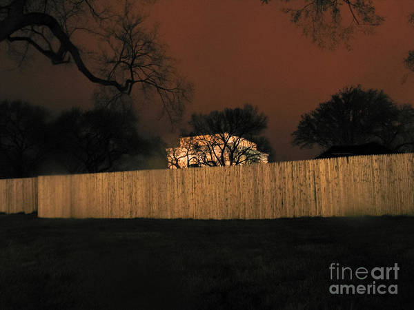 Government Art Print featuring the photograph Lanscape I10a D.c. by Otri Park