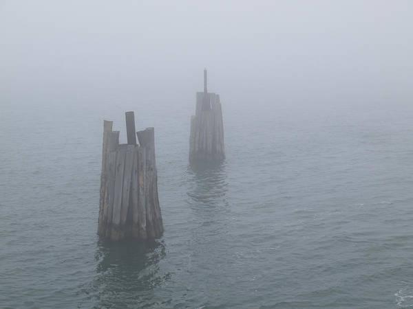 Fog Art Print featuring the photograph Mist by Karen Kluglein