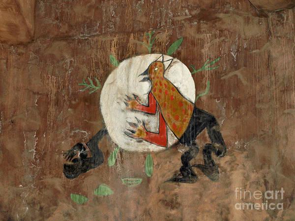Ancient Art Art Print featuring the photograph Southwest 4 by Jacklyn Duryea Fraizer