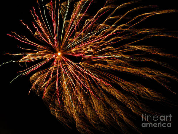 Oregon Art Print featuring the photograph The Anticipated Burst by Nick Boren
