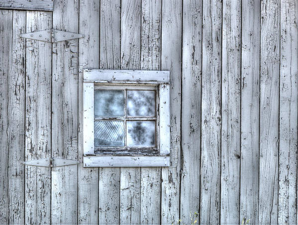 Architectural Detail Art Print featuring the photograph Window by Juli Scalzi