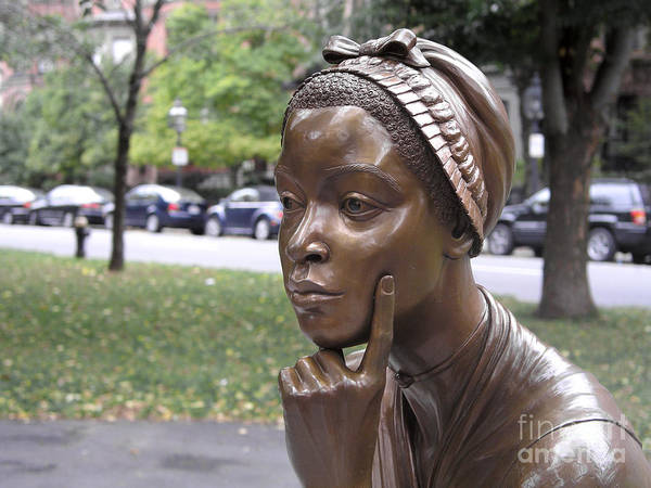 18th Century Art Print featuring the photograph Phillis Wheatley by Granger