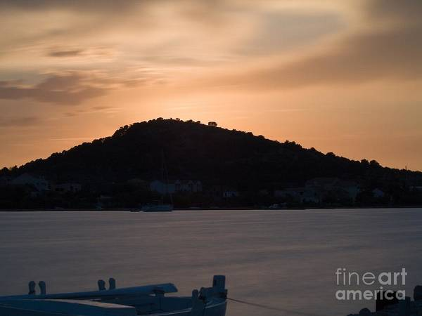 Sunset Art Print featuring the photograph Sunset by Odon Czintos