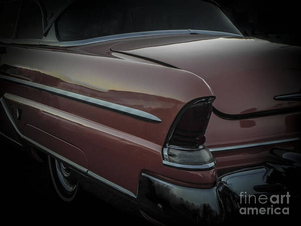 Low Rider Art Print featuring the photograph Capri by Chuck Re