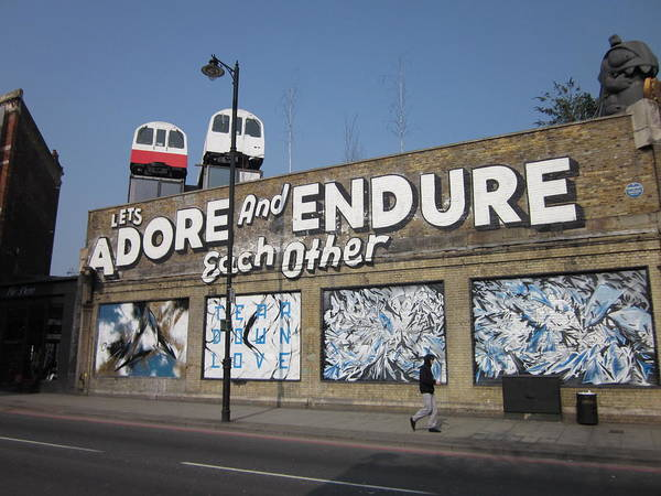 Adore Art Print featuring the digital art Endure by Solo C
