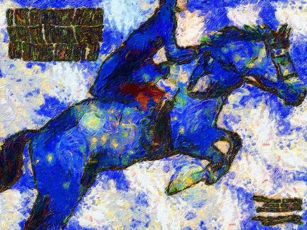 Impressionist Fashion Painting Art Print featuring the painting Fashion 337 by Jacques Silberstein