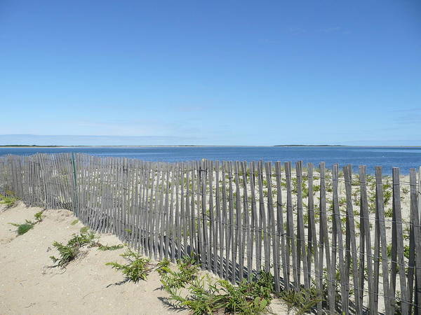 Beach Art Print featuring the photograph Polpis Harbor - Nantucket by Becky Lodes