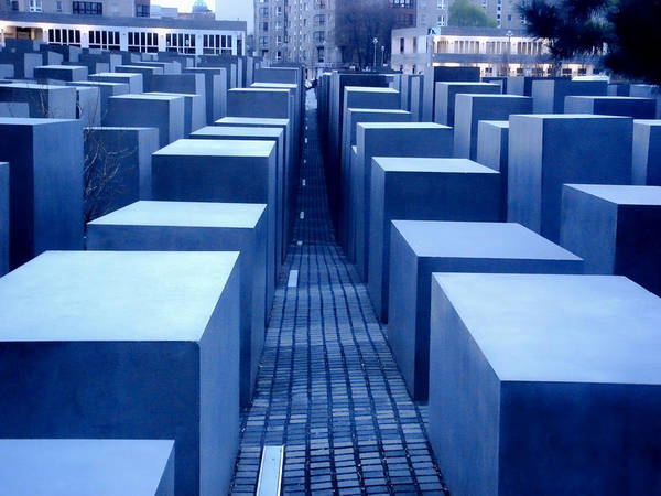 Berlin Art Print featuring the photograph Silence by Roberto Alamino