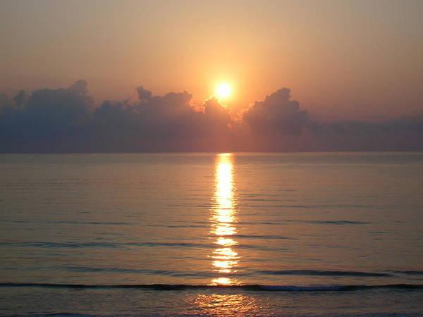 Landscape Art Print featuring the photograph Sun Rise 2 by Dan Suffolk