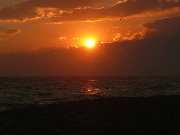 Beach Art Print featuring the photograph Sunset At Madaket Beach - Nantucket by Becky Lodes