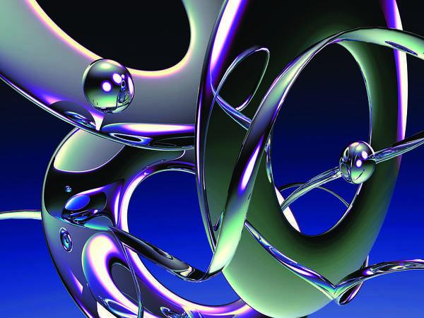 Scott Piers Art Print featuring the painting 6jkb by Scott Piers