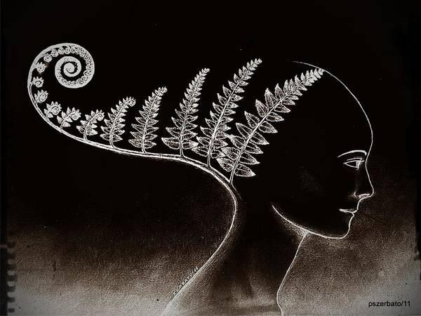 Aesthetics Art Print featuring the digital art Aesthetics Awakens The Ethical by Paulo Zerbato
